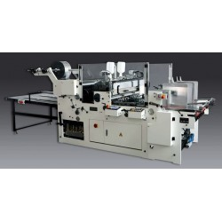 NEW F 1000 Classic -Window Patching Machines for Cardboard Packaging