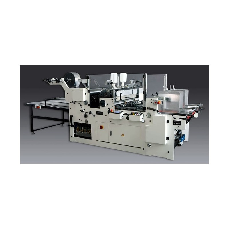 F 1000 Classic -Window Patching Machines for Cardboard Packaging