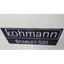Лепачно-сгъвачна машина Старлет 520
