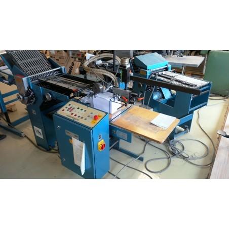 used folding machine Herzog Heymann KL 112