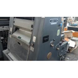 употребявана печатна машина GTO 46