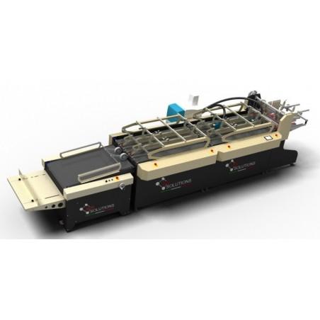 НОВА лепачо-сгъвачна машина BOX PLUS 2