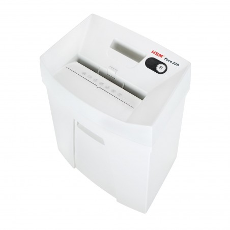 shredder HSM PURE 220 - 3.9mm