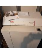 шредираща машина за опаковане Profipack 425 HSM HSM