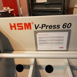 преса HSM V press 60