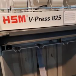V Press 825 HSM HSM
