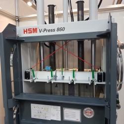 балираща преса V Press 860 HSM HSM