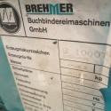 used saddle stitcher Brehmer