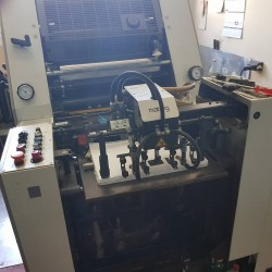 used roland practica 00 Offset presses
