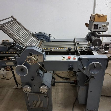 use folder Stahl K 44