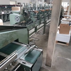 used binding line Mueller Martini PANDA Post Press Muller Martini