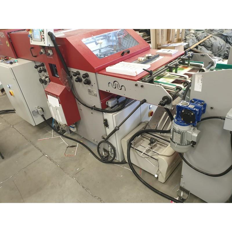 TRIMPerf machine Post Press SCS