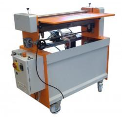 Manual gluing machines DA 175 and 1100 Home