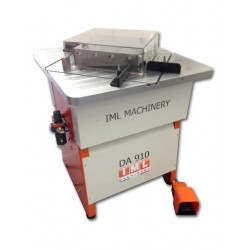 One double- head corner cutting machine DA 910 Home
