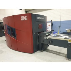 die cutter DCH 200 Die Cutting Machines SCS