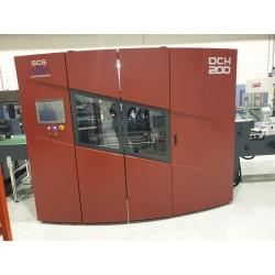die cutter DCH 200 Die Cutting Machines SCS