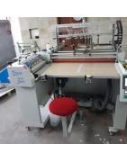 Darix with automatic board feeder Post Press Samed Innovazioni
