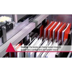 2013 Unibind BCC8 Casing-in Machine