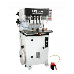 Multi-spindle paper drilling machine 114-30 Home HANG
