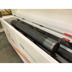 Meridian Laser Anilox Cleaner Post Press Paper Converting