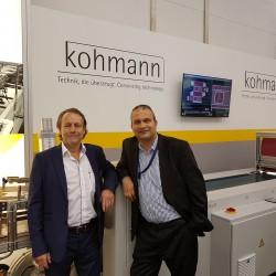 Inline inspection with Kohmann Folder Gluers KOHMANN