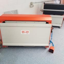 Ръчна машина за затваряне на твърди корици DA 300