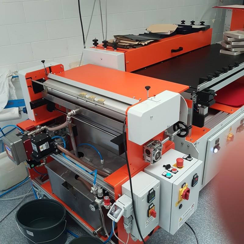 DA2002 modular semi automatic Post Press IML
