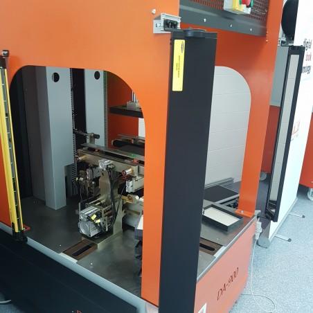 Electro pneumatic box forming machine DA900 Case Making IML