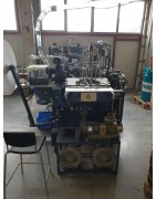 used paper cup machine GZB 600 Post Press