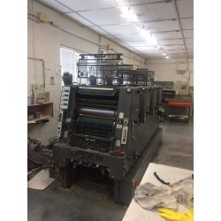 1985 GTO 52- 4 colors Offset presses Heidelberg