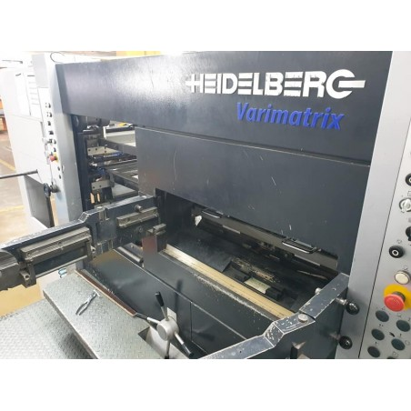 2011 Heidelberg Varimatrix 105 cs Post Press
