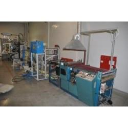 OZM 70 ls universal bag cutting machine Post Press