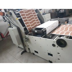 2015 used paper cup punching machine CC1080