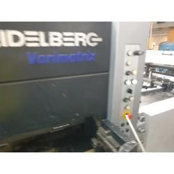 2011 Heidelberg Varimatrix 105 cs Post Press Heidelberg