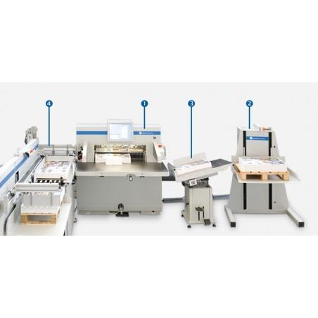 Система за рязане на хартия Воленберг 1
