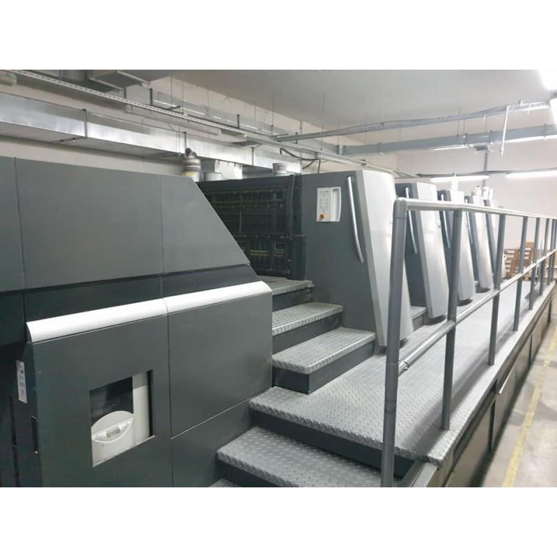 Офсетови печатарски машини втора употреба
