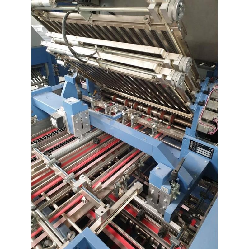 Използвани машини за довършителни и специални дейности след печат