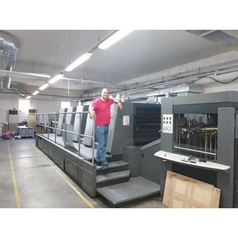 used printing machinery and equipment